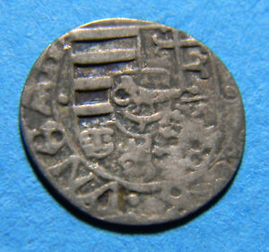 INTERESTING  SMALL MEDIEVAL COIN   0149