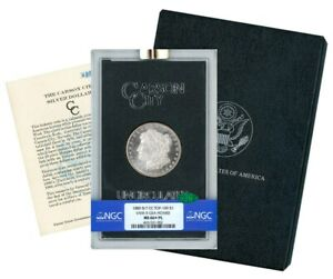 Click now to see the BUY IT NOW Price! 1880/CC 8/7 MORGAN DOLLAR $ VAM 5 GSA HOARD 939086 1 MS66  PL   POP 1  NGC CAC