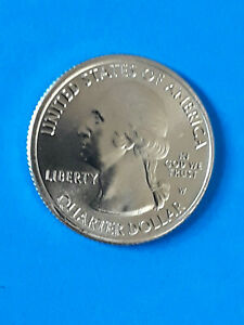2019 W LOWELL NATIONAL HISTORICAL PARK 1 UNC QUARTER FROM BANK ROLL