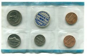 1968 USA UNCIRCULATED MINT SET