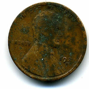 1927 D WHEAT PENNY 1 CENT KEY DATE US CIRCULATED ONE LINCOLN  COIN U.S 4798
