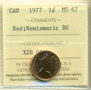 1977 Elizabeth II Small Cent Mintage, Photos, Specifications