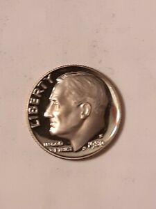 1980 S ROOSEVELT MINT DIME UNCIRCULATED UNGRADED