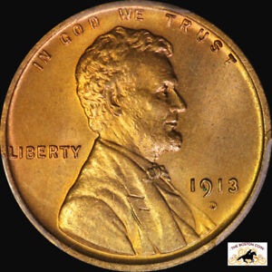 Click now to see the BUY IT NOW Price! 1913 D LINCOLN CENT PCGS MS 66