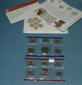 1992 U.S. MINT SET   10 COINS