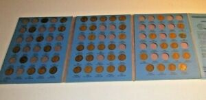 1909 1940 LINCOLN WHEAT CENT COLLECTION   50 COINS NICE STARTER SET