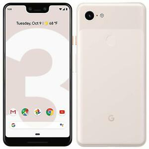 GOOGLE PIXEL 3 XL 128GB UNLOCKED CDMA/GSM    NOT PINK