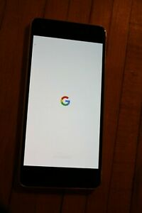 GOOGLE PIXEL 2   128GB   CLEARLY WHITE  UNLOCKED  SMARTPHONE