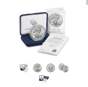 2019 S AMERICAN EAGLE ONE OUNCE SILVER
