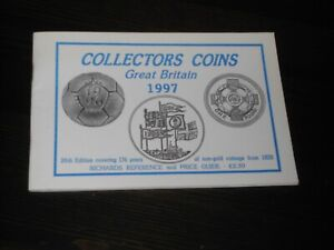 COINS COLLECTOR'S COINS BOOK PUB 1997  24 ED  GREAT BRITAIN SEE PICS & DETAILS