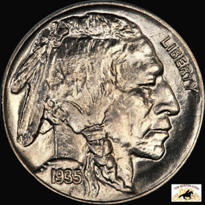 Click now to see the BUY IT NOW Price! 1935 BUFFALO NICKEL PCGS MS 67  CAC