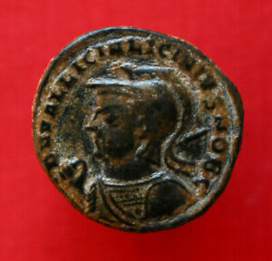 Click now to see the BUY IT NOW Price! GENUINE R3 ROMAN COIN 323AD LICINIUS II FOLLIS ANTIOCH
