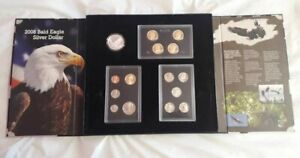 US MINT 2008 AMERICAN LEGACY COLLECTION PROOF SET 15 US MINT COINS