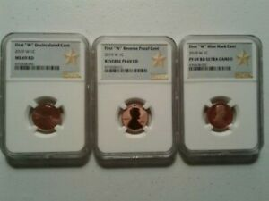 2019 W LINCOLN CENT NGC MS69 PF69 REV.PF69