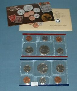 1990 U.S. MINT SET   10 COINS