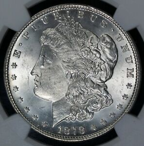 Click now to see the BUY IT NOW Price! 1878 NGC MS66 MORGAN SILVER DOLLAR 7/8TF VAM 33A 7/4TF & CLASH ITEMJ5674