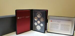 1979 ROYAL CANADIAN MINT DOUBLE STRUCK SET