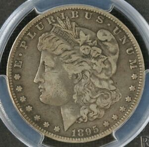 1895 O MORGAN DOLLAR   PCGS VF25