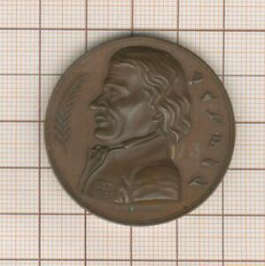 L'ABB SICARD X035 OF DEAF AND MUTES MEDAL 1822