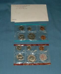 1972 U.S. MINT SET   11 COINS