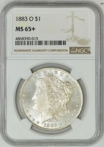 1883 O MORGAN DOLLAR $ MS65  NGC 941326 27