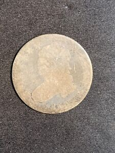 1819 BUST QUARTER SMALL
