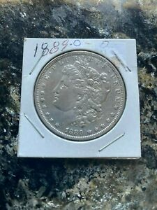 1889 O MORGAN SILVER DOLLAR PROFF LIKE BEAUTIFUL COIN