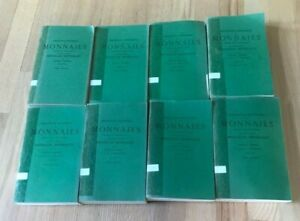 Click now to see the BUY IT NOW Price! DESCRIPTION HISTOR. MONNAIES SOUS L'EMPIRE ROMAN BY COHEN 8 VOLUME SET   REPRINT