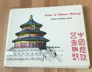 Click now to see the BUY IT NOW Price! COINS IN CHINA'S HISTORY BY ARTHUR BRADDAN COOLE   PRINTED 1965