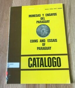 Click now to see the BUY IT NOW Price! MONEDAS Y ENSAYOS DEL PARAGUAY BY MIGUEL ANGEL PRATT MAYANS   PRINTED 1985