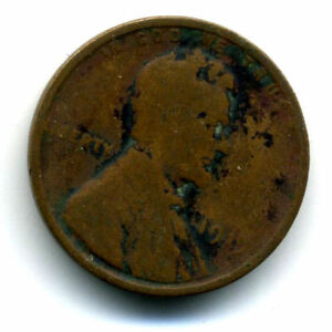 1919 P WHEAT PENNY KEY DATE US CIRCULATED ONE LINCOLN  1 CENT U.S COIN 1559