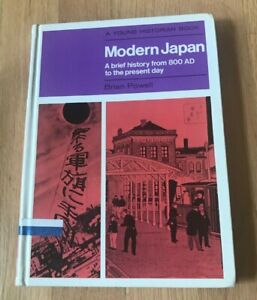 Click now to see the BUY IT NOW Price! MODERN JAPAN: BRIEF HISTORY 800 AD TO PRESENT BY BRIAN POWELL   PRINTED 1969