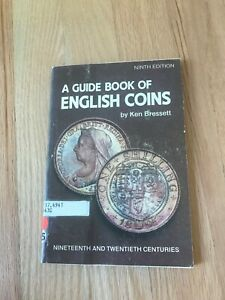 Click now to see the BUY IT NOW Price! A GUIDE BOOK OF ENGLISH COINS BY KEN BRESSETT   9TH EDITION 1982