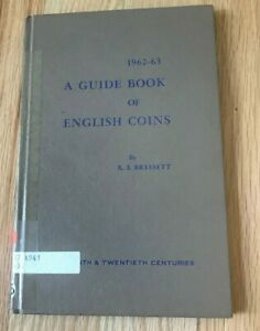 Click now to see the BUY IT NOW Price! A GUIDE BOOK OF ENGLISH COINS BY KEN BRESSETT   1ST EDITION 1962 63