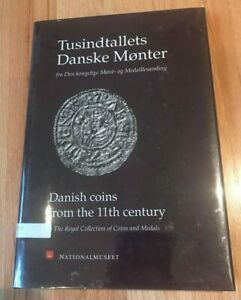 Click now to see the BUY IT NOW Price! TUSINDTALLETS DANSKE MONTER   DANISH COINS 11TH CENTURY   1995   DUSTJACKET