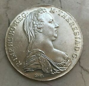 Click now to see the BUY IT NOW Price! 1780 AUSTRIA MARIA THALER   BEAUTIFUL UNCIRCULATED