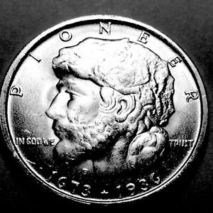 1936 ELGIN COMMEMORATIVE HALF DOLLAR   SUPERB GEM BU