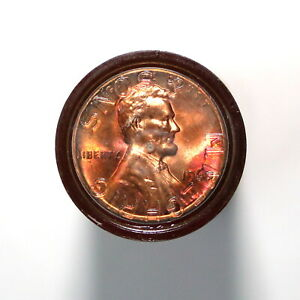1960 LARGE DATE ORIGINAL ROLL LINCOLN CENTS  BU UNCIRCULATED