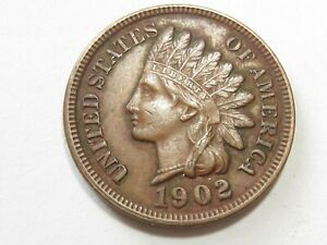 1902 INDIAN HEAD CENT   6369 16