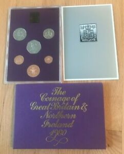 Click now to see the BUY IT NOW Price! 1980 GREAT BRITAIN UNITED KINGDOM PROOF SET