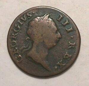 Click now to see the BUY IT NOW Price! 1766 IRELAND 1/2 HALF PENNY