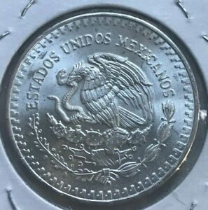 Click now to see the BUY IT NOW Price! 1982 MEXICO LIBERTAD ONZA SILVER UNCIRCULATED 1 OZ SILVER ROUND