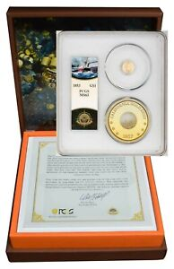 1853 $ GOLD LIBERTY SSCA2 CENTRAL AMERICA MS61 PCGS 943897 8
