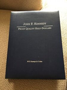 Click now to see the BUY IT NOW Price! JOHN F KENNEDY PROOF QUALITY HALF DOLLAR SET 1964   1993  24 COINS