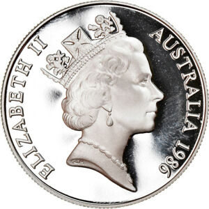Click now to see the BUY IT NOW Price! [907719] MONEDA AUSTRALIA ELIZABETH II 10 DOLLARS 1986 PERTH FDC PLATA