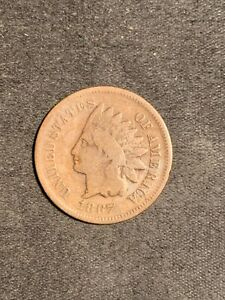 1867 INDIAN CENT