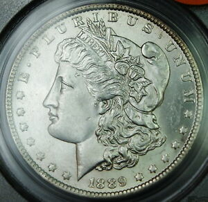 Click now to see the BUY IT NOW Price! 1889 O MORGAN SILVER DOLLAR PCGS MS 63 VAM 2 OVAL O