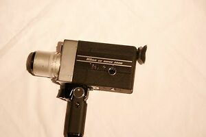 nikon super 8 zoom movie camera price