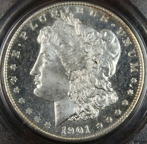 Click now to see the BUY IT NOW Price! 1901 O MORGAN SILVER DOLLAR PCGS MS 65 PL  DMPL