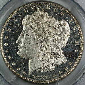 Click now to see the BUY IT NOW Price! 1889 CC PCGS MS 62 DMPL $1 MORGAN DOLLAR KEY CARSON CITY COIN BETTER  DGH